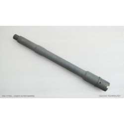 Outter Barrel (M4 CQB/R Model) CNC Steel