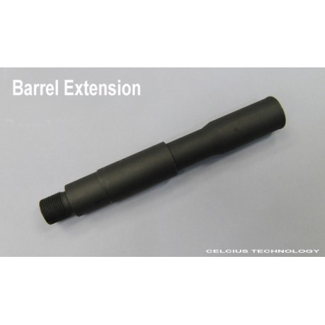 CQB to M4 Barrel Extension Adapter