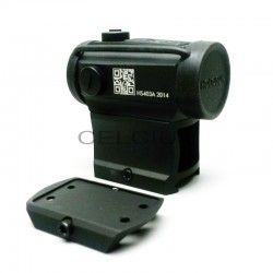Holosun HS403A Parallax Free Red Dot (Up to 50000hr Battery Life)