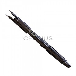 Raven Black Stainless CELCIUS Tactical Pen (Military Grade)